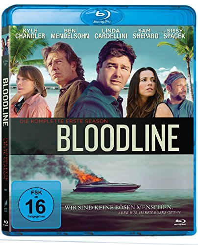 Bloodline Staffel 1 [Blu-ray]