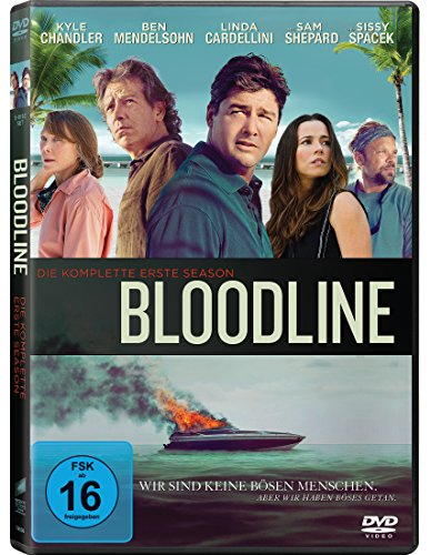 Bloodline Staffel 1 (5 DVDs)