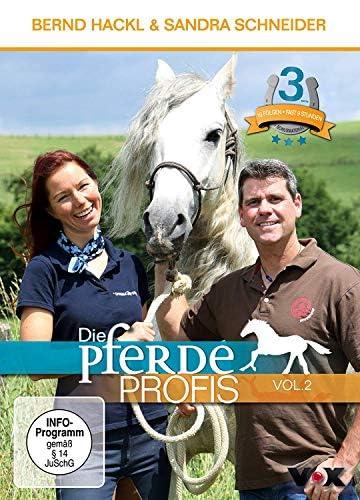 Die Pferdeprofis Vol. 2 (3 DVDs)