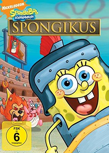 SpongeBob Schwammkopf Spongikus