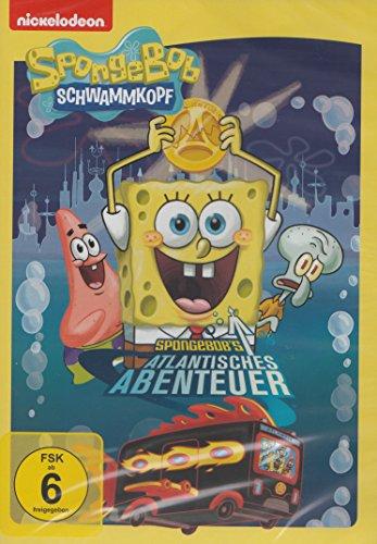 SpongeBob Schwammkopf Atlantisches Abenteuer