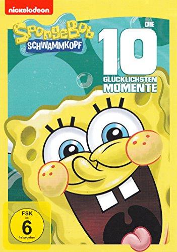 SpongeBob Schwammkopf Die 10 glücklichsten Momente