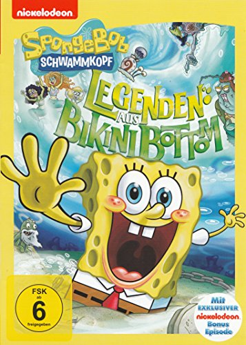 SpongeBob Schwammkopf Legenden aus Bikini Bottom