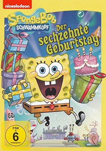 SpongeBob Schwammkopf Der sechzehnte Geburtstag