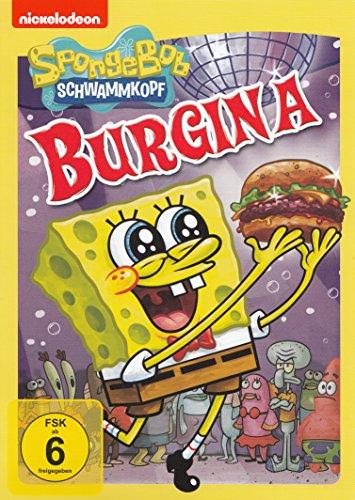 SpongeBob Schwammkopf Burgina