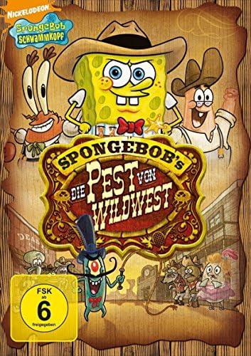 SpongeBob Schwammkopf Die Pest von Wildwest