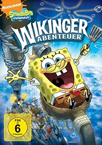 SpongeBob Schwammkopf Wikinger Abenteuer