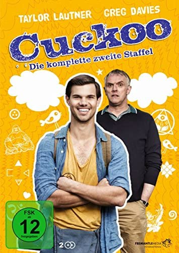 Cuckoo Staffel 2 (2 DVDs)
