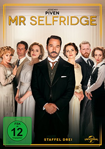 Mr. Selfridge Staffel 3 (3 DVDs)