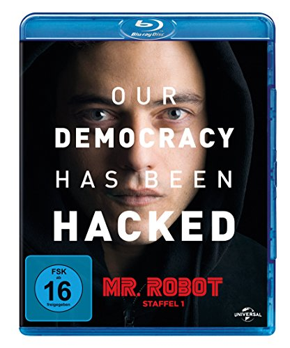 Mr. Robot Staffel 1 [Blu-ray]