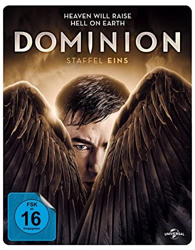Dominion Staffel 1: Heaven Will Raise Hell on Earth [Blu-ray]