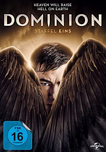 Dominion Staffel 1: Heaven Will Raise Hell on Earth (3 DVDs)