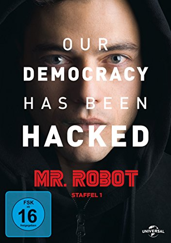 Mr. Robot Staffel 1 (3 DVDs)