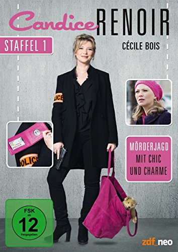 Candice Renoir Staffel 1 (3 DVDs)