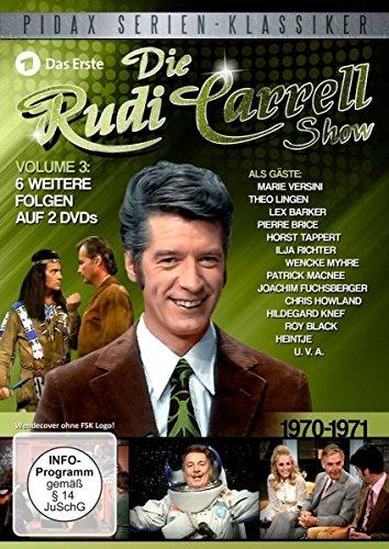 Die Rudi Carrell Show, Vol. 3 (1970-1971) (2 DVDs)