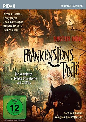 Frankensteins Tante (Remastered Edition) (3 DVDs)