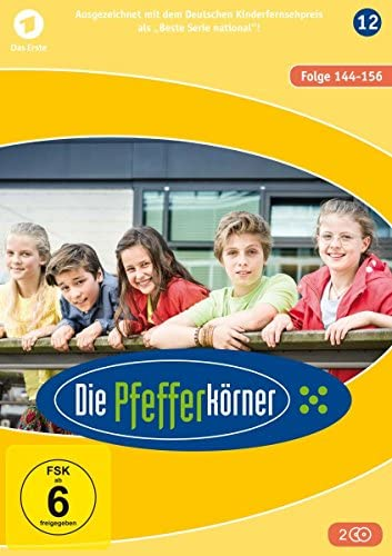 Die Pfefferkörner Staffel 12 (2 DVDs)