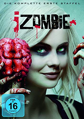 iZombie Staffel 1 (3 DVDs)