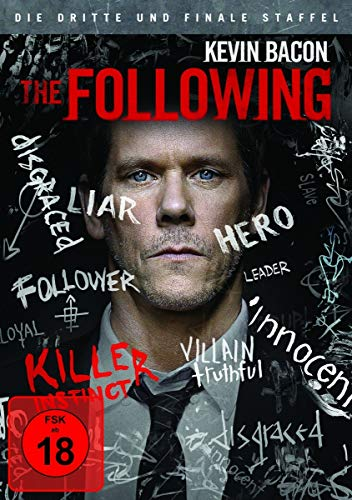 The Following Staffel 3 (4 DVDs)