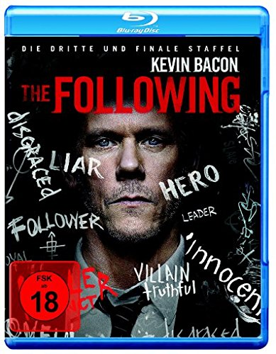 The Following Staffel 3 [Blu-ray]