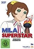 Mila Superstar - Box 3 - Episoden 56-80 (3 DVDs)
