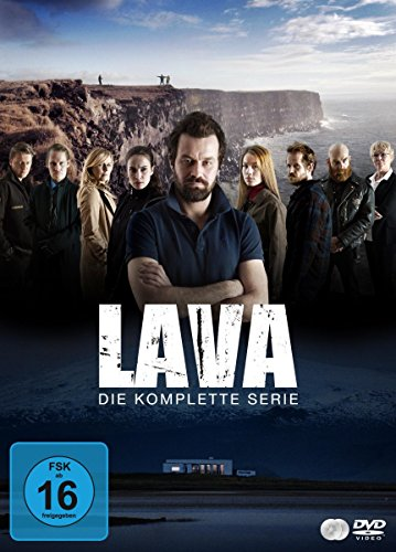 Lava Die komplette Serie (2 DVDs)