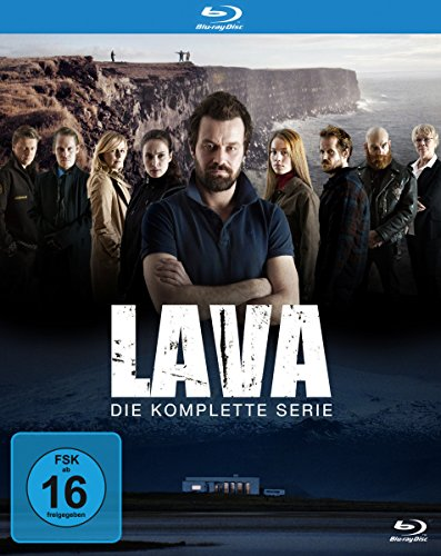 Lava Die komplette Serie [Blu-ray]