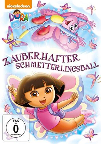 Dora Doras zeuberhafter Schmetterlingsball