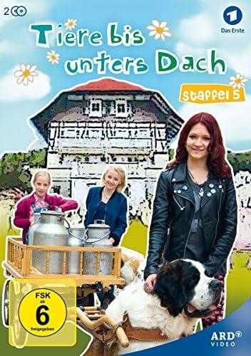Tiere bis unters Dach Staffel 5 (2 DVDs)