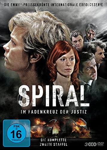 Spiral Staffel 2 (3 DVDs)