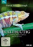 David Attenborough: Kaltblütig - Die Welt der Drachen, Echsen und Amphibien (2 DVDs)