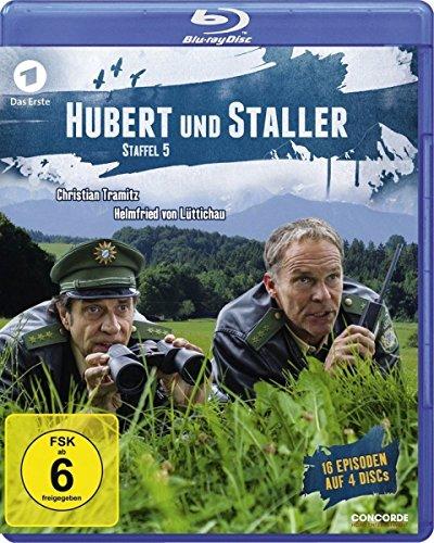 Hubert & Staller Staffel 5 [Blu-ray]
