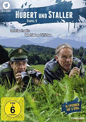 Hubert und Staller Staffel 5 (6 DVDs)