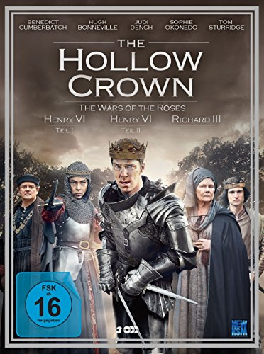 The Hollow Crown The War of the Roses (3 DVDs)