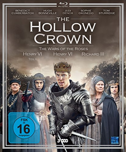 The Hollow Crown The War of the Roses [Blu-ray]