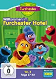 Sesamstraße - Das Furchester Hotel, Vol. 2 (2 DVDs)