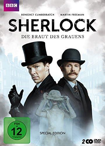 Sherlock Die Braut des Grauens (2 DVDs)