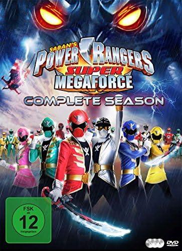 Power Rangers - Super Megaforce: