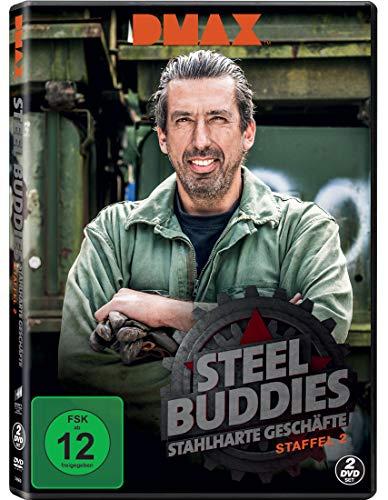 Steel Buddies - Stahlharte Geschäfte: Staffel 2 (2 DVDs)