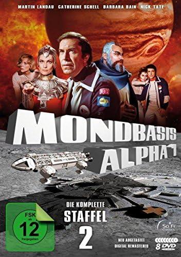 Mondbasis Alpha 1 Staffel 2 (Extended Version) (8 DVDs)
