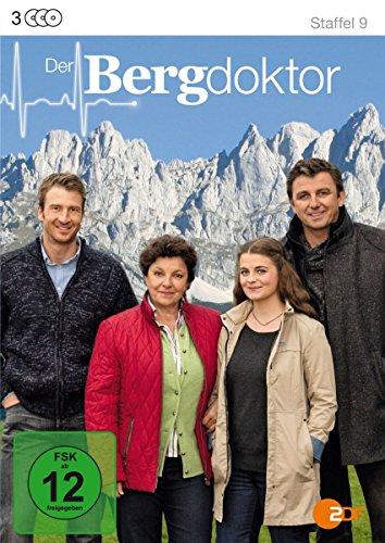 Der Bergdoktor Staffel  9 (3 DVDs)