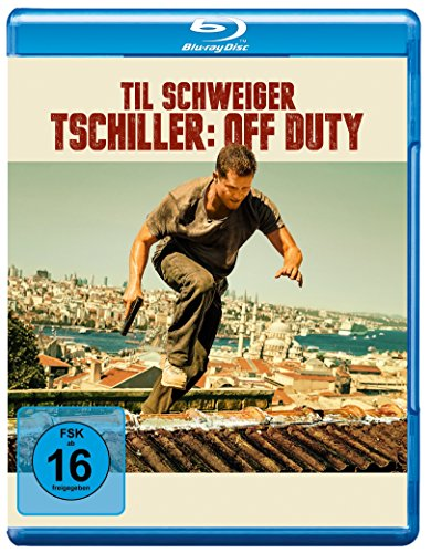 Tschiller: Off Duty Blu-ray
