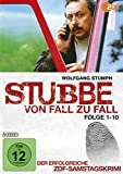 Stubbe - Von Fall zu Fall/Folge 1-10 (5 DVDs)