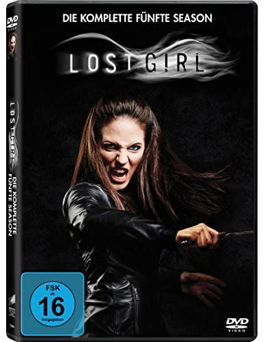 Lost Girl Staffel 5 (4 DVDs)