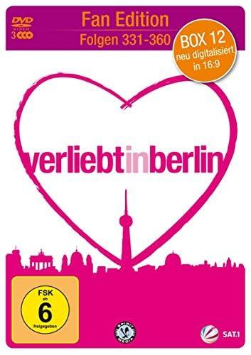 Verliebt in Berlin Fan Edition Box 12: Folgen 331-360 (3 DVDs)