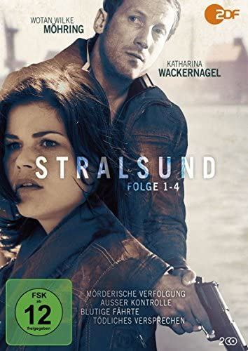 Stralsund Teil  1-4 (2 DVDs)