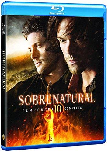 Supernatural Staffel 10 [Blu-ray]