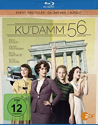 Ku'damm 56 Blu-ray