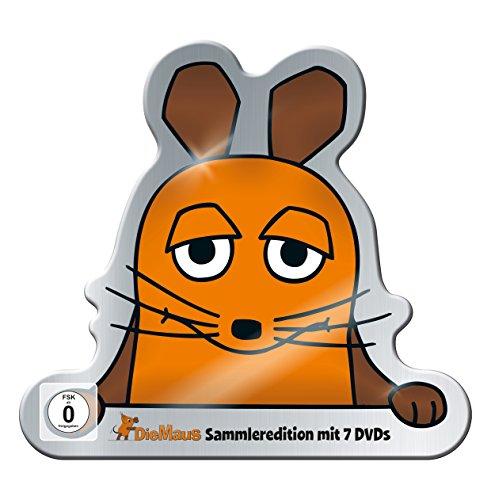 Die Sendung mit der Maus Metallsammelbox (Limited Edition) (7 DVDs)