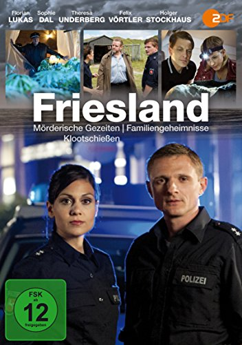 Friesland: Mörderische Gezeiten / Familiengeheimnisse / Klootschießen (2 DVDs)